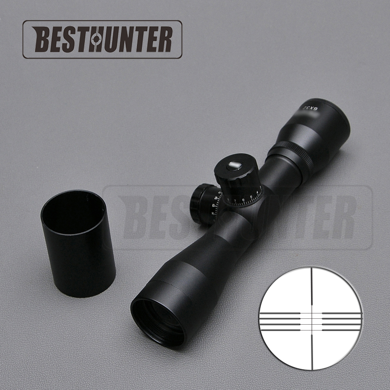 ФОТО Carl Zeiss 6X32 Tactical Riflescope 1 inch Tube Short Rifle Scope Sniper Gear Hunting Sight For Air Rifle