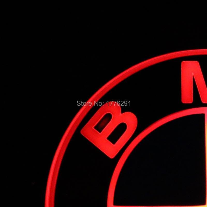 8.2x8.2cm 4D led car light for BMW X1/X3/X5/X6 1/2/3/4/5/6/7- Series M2/M3/M4/M6 i3/i8 Z4 агхора 2 кундалини 4 издание роберт свобода isbn 978 5 903851 83 6