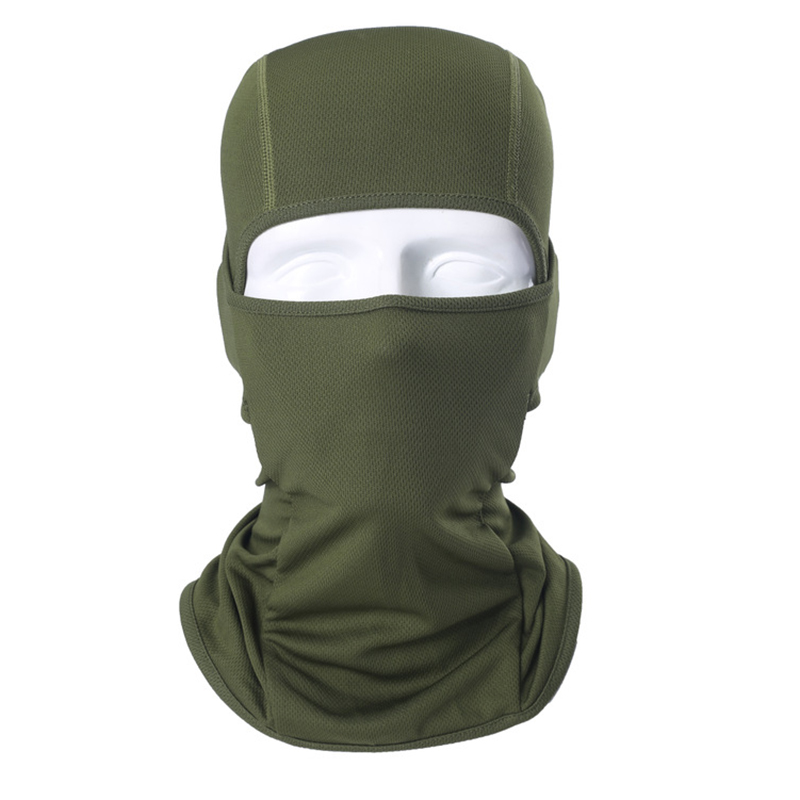 BONJEAN Men Balaclava Windproof Face mask skull Warm Winter Motorcycle mask Neck Warmer Helmet Hat Thermal Balaclava Skullies airsoft adults cs field game skeleton warrior skull paintball mask