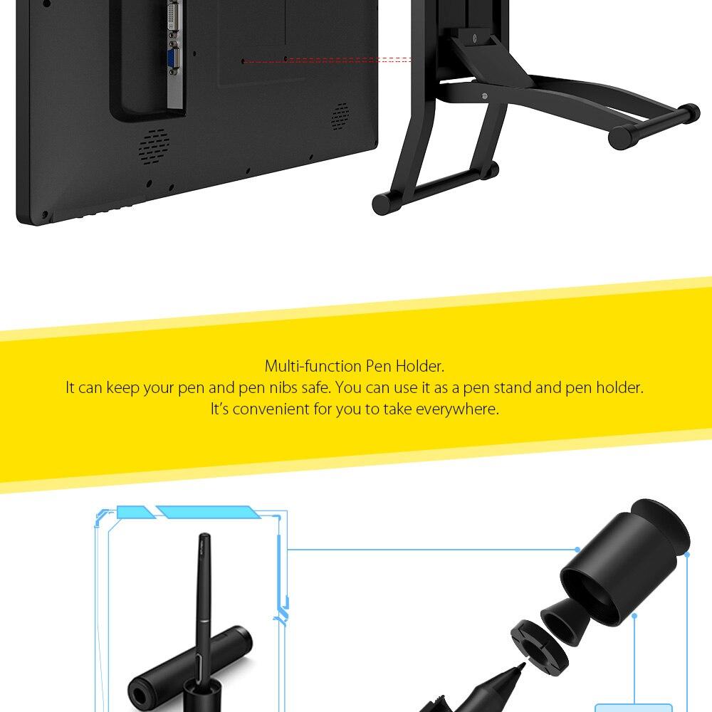 Drawing monitor tablet 22EPro XP Pen 1 (9)