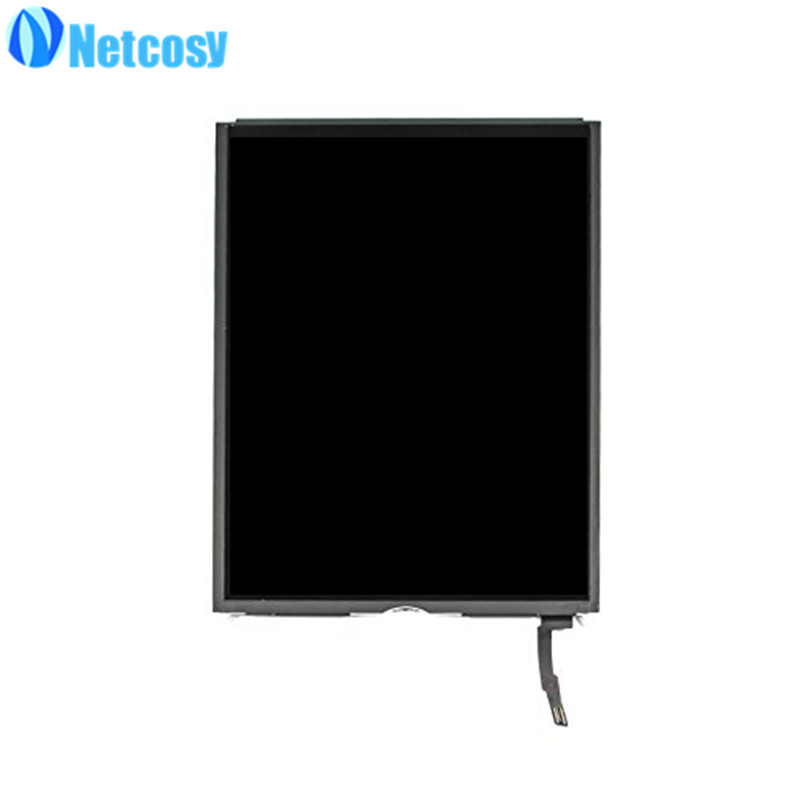 Netcosy LCD Display Screen For ipad 5 tablet Perfect Replacement Parts Digital Accessory For iPad Air A1474 A1475 A1476 lc171w03 b4k1 lcd display screens