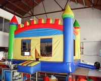 Hot sale inflatable indoor children playground bounce house