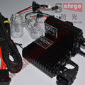 1 set 12V 100W Xenon HID Kit Set Xenon HID Kit System H1 H3 H4 H7 H11 9005 9006 9007 880 HID Conversion Kit Free Shipping