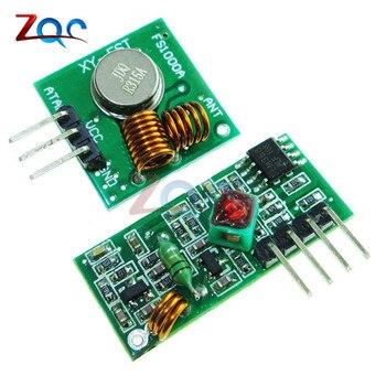 315 Mhz RF moduł bezprzewodowy nadajnik-odbiornik Link zestaw 5 V DC dla Arduino Raspberry Pi/ARM/MCU WL