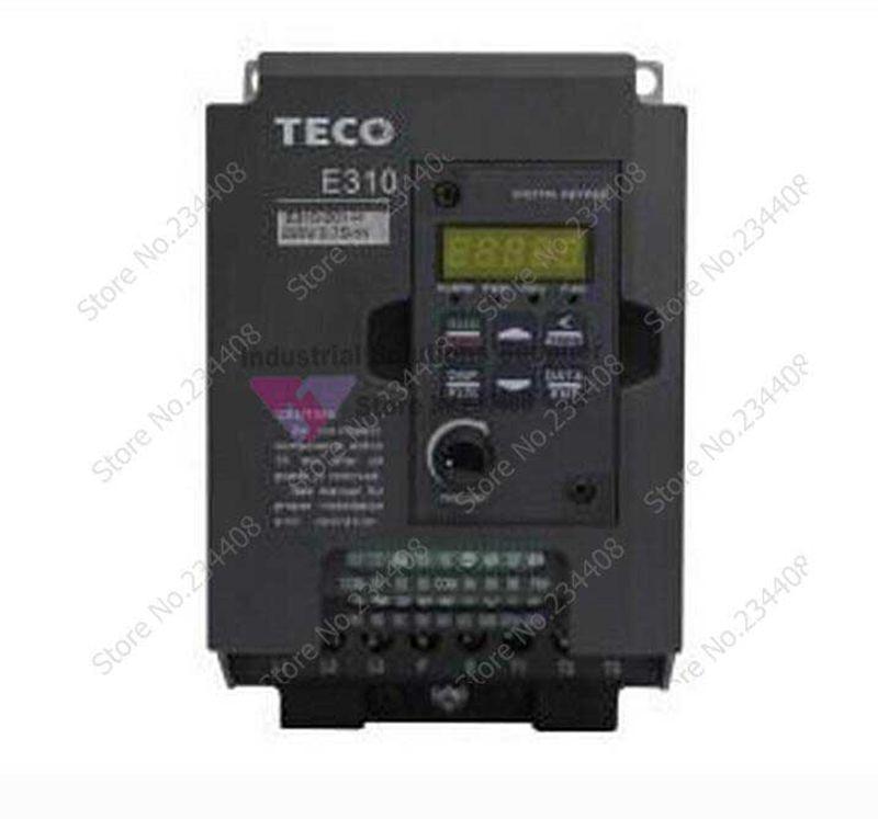 все цены на  Input 3Ph 380V Output 3Ph Frequency Converter E310 Series E310-402-H3 380~480V 3.8A 1.5KW 2HP 0.01~400Hz 3-phase New  онлайн