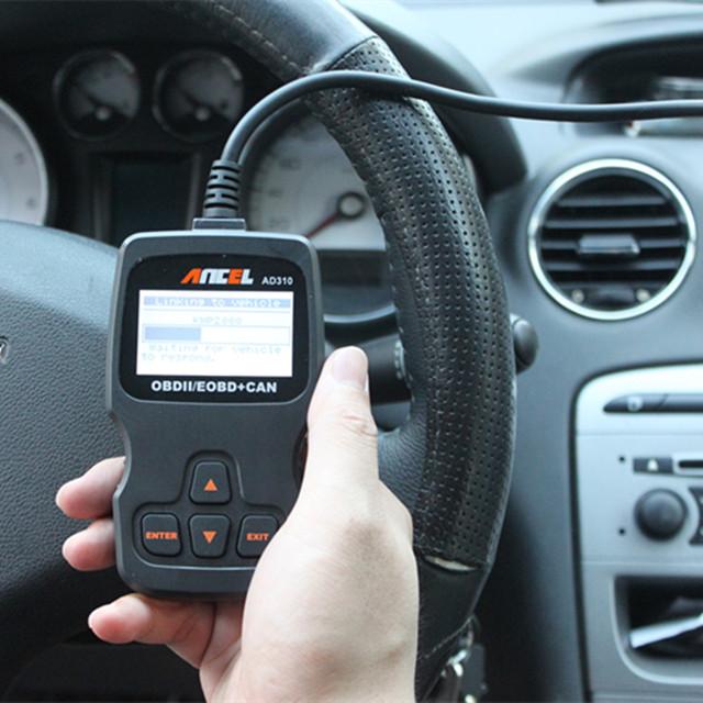 OBD2 scanner de diagnóstico para carros em Russo AD310 AD310 Car Veículos Ferramenta de Verificação de Leitor de Código de scanner de diagnóstico automotivo