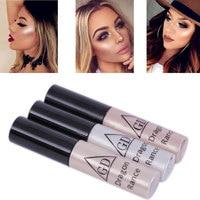 Brand Makeup Face Brightener Highlighter Shimmer Stick Bronzer Glitter Liquid Highlighter Contour Stick Concealer Cosmetics