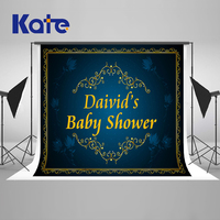 Kate Blue Noble Children Birthday Backdrops Photography Custom Made Custom Made Washable And Seamless Digital Backgrounds