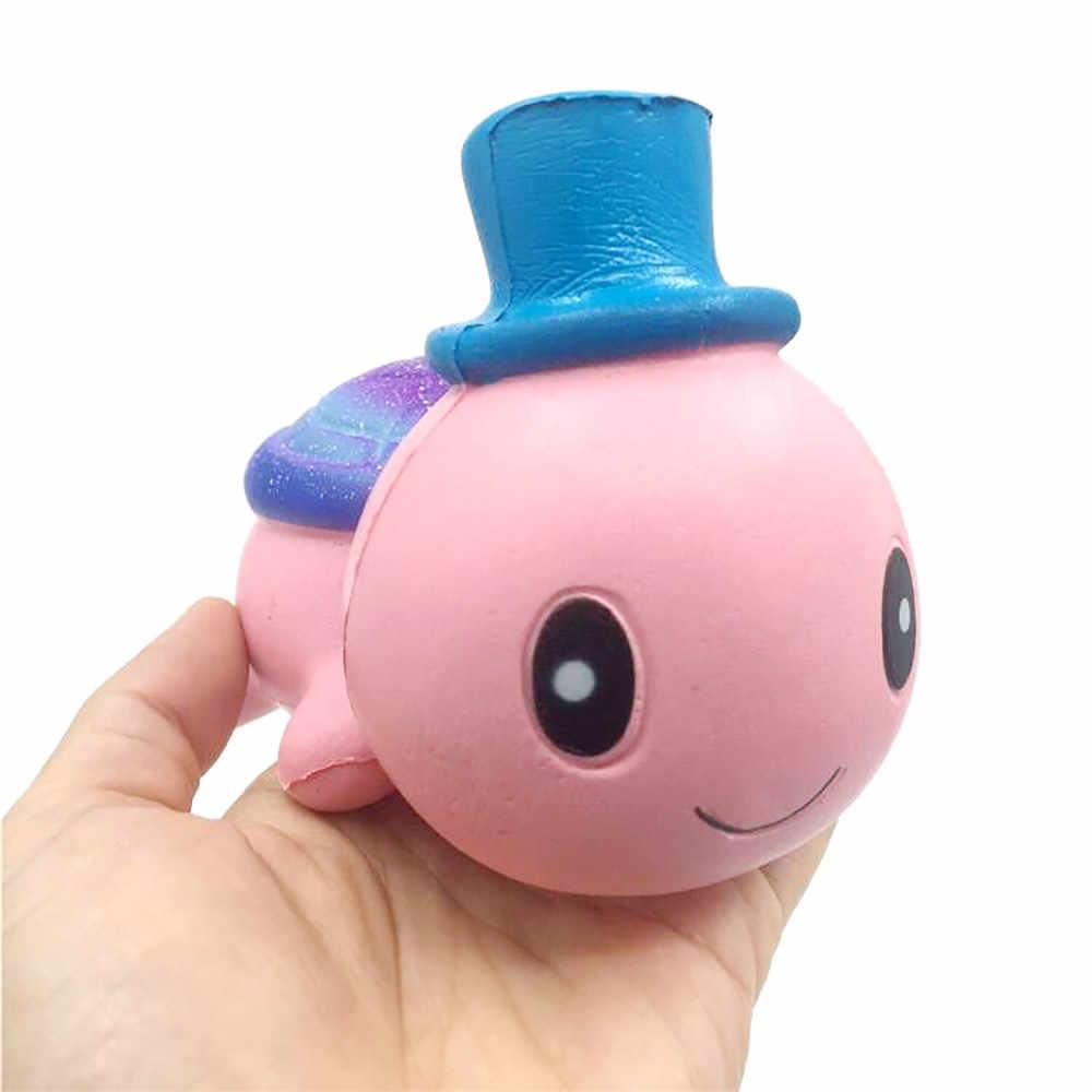CHAMSGEND изысканный весело Q черепаха ароматизированный мягкий Шарм замедлить рост 13 см Моделирование игрушки 4,18