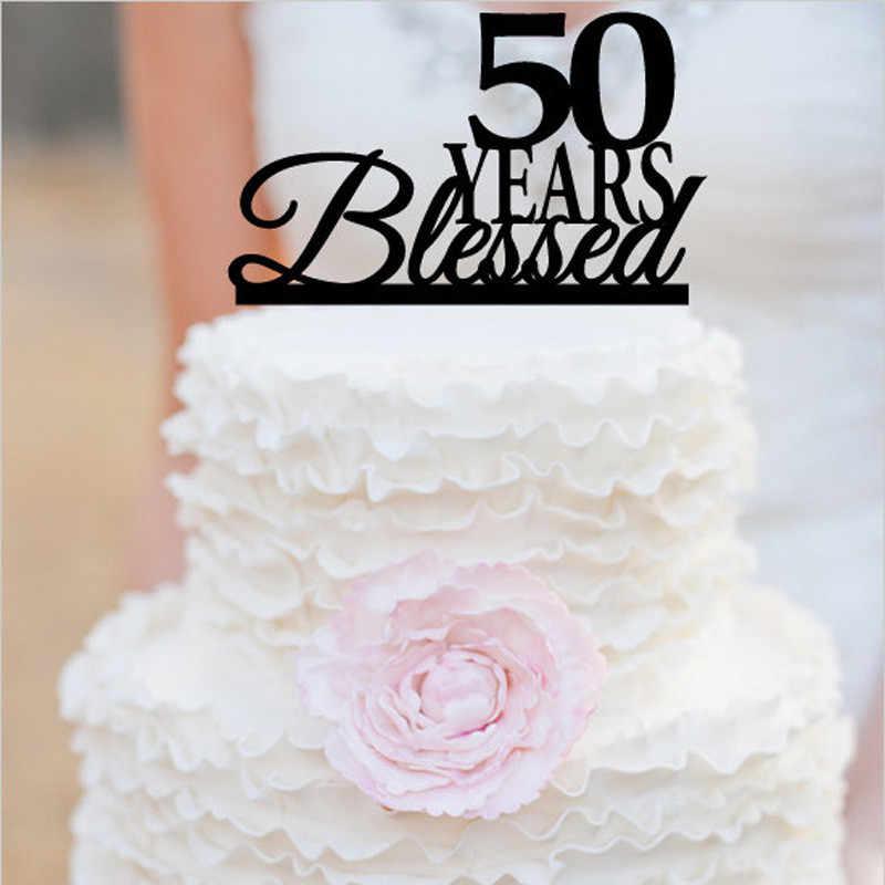 Marvelous Custom Age Birthday Cake Topper 30Th 40Th 50Th 60Th 70Th 80Th 90Th Funny Birthday Cards Online Ioscodamsfinfo