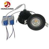 Super Bright Waterproof COB IP65 AC85 265v 5W 7W 9W 12W 15W LED Panel Light Cool