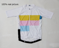2019 Cycling Jersey white PINK BLUE Pro Team MTB Road Bike Jersey Breathable Quick dry Bicycle Downhill DH Jersey