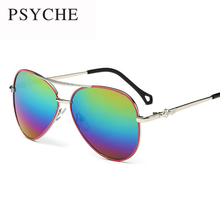 Wholesale Kids Sunglasses Children 2016 Newest 6 Color Glasses Boys Girls Outdoor Sun Glasses Oculos infantil X270