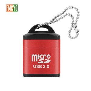 Image 5 - Mini Micro carte SD téléphone portable haute vitesse TF lecteur de carte mémoire ordinateur voiture haut parleur lecteur de carte