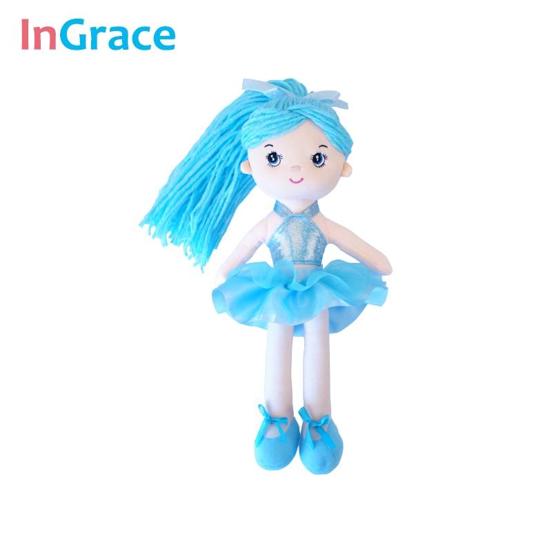 Bonecas ingrace 7 cores mini bailarina Gênero : Meninas