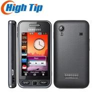 SAMSUNG S5230 S5230c S5230 Phone3.0 ''מסך מגע Bluetooth 3.2MP סמארטפון נייד מקורי משופץ נייד בגלילה