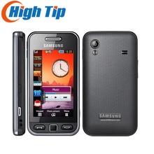 """Samsung S5230 S5230c разблокирована оригинальный мобильный Phone3.0 """"сенсорный экран Bluetooth S5230 3.2MP Восстановленное телефона Доставка"""