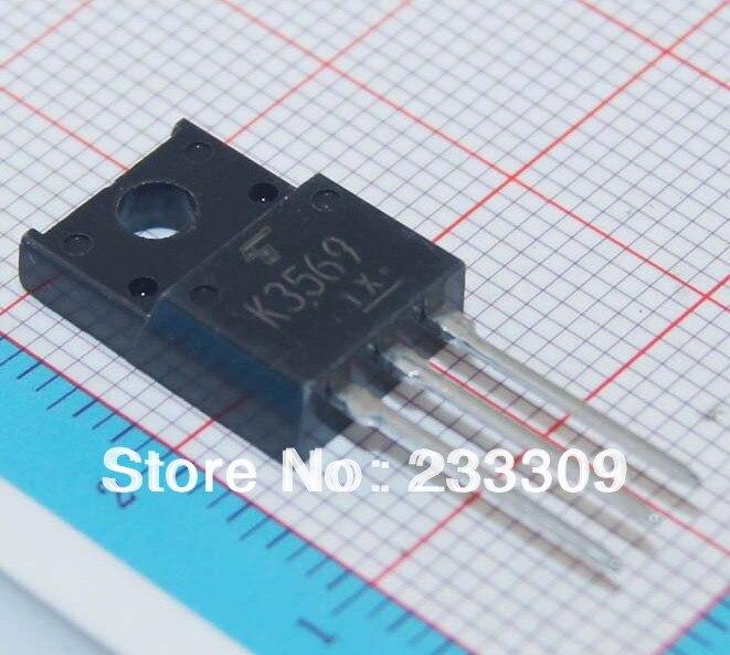 Транзистор 2SK3569 K3569 100%