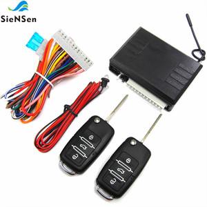Image 5 - SieNSen Car Remote Central Kit Vehicle Door Lock Locking Alarm Keyless Entry System M616 8117B