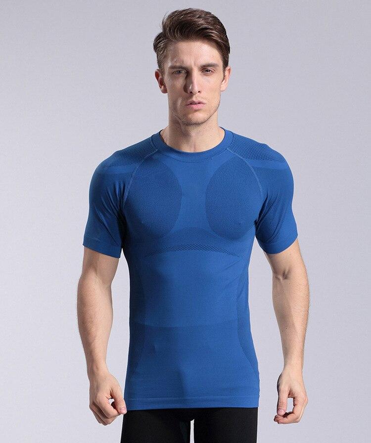 Sexy Men's Body Shaper Slimming Keep Muscle Abdomen Compression Vest Shirt Underwear