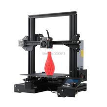 Новейший Ender-3 Pro 3d принтер DIY KIT Creality 3D модернизированная Cmagnet Встроенная пластина для восстановления сбоя питания печать мягкая Магнитная