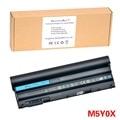 11.1 V 97WH Coréia Celular Original Novo M5Y0X Da Bateria Do Portátil para dell latitude e6420 e6520 e6430 e5420 e5520 nhxvw 71r31 t54fj 9 CELULAR