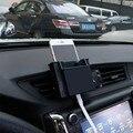2016 Многофункциональный Автомобиль Сотовый Телефон Владельца Черный Мобильный Телефон Заряд Коробка Держатель Карманный Организатор Автокресло Мешок Хранения для iPhone