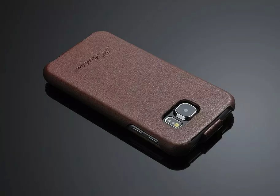 samsung galaxy 6 leather case