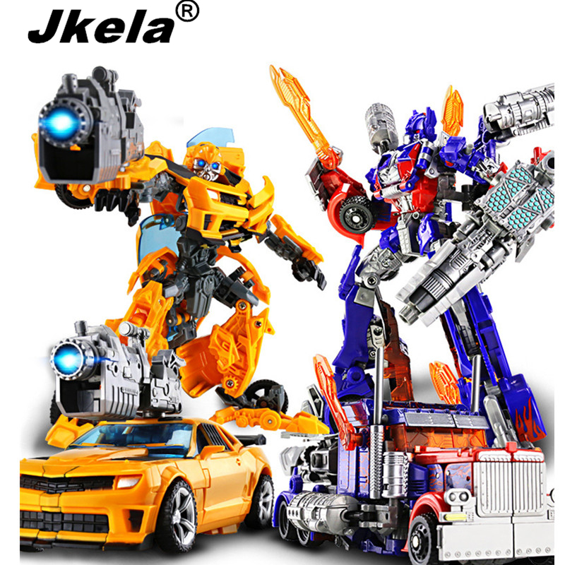 Transformation Robots Deformed VOYAGER Action Figures Classic Toys For Children Classic Toy Christmas Gift black optimus prime container car robots classic toys for boys collection action figures children s birthday gift