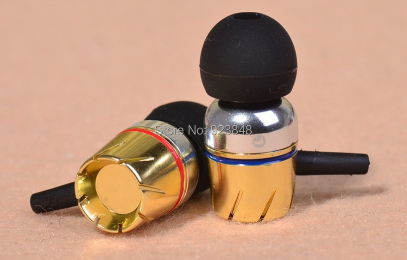 DIY headphone shell, metal earphone shell