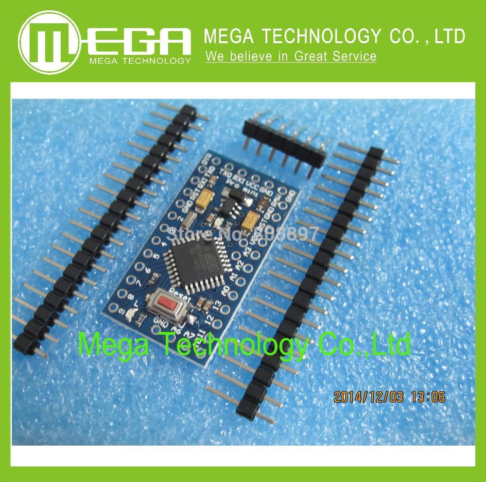 2Pcs/Lot Pro Mini Module Atmega328 5V 16M For Compatible Nano