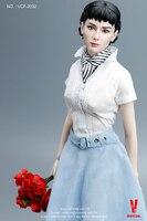 VERYCOOL VCF-2032 1 6 Goddess In My Heart Audrey Hepburn... US  139.99    piece. Storm Toys 1 6 Dennis Rodman wedding dress limited version ( 500pcs  ... b855f9666523