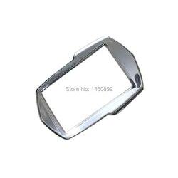 Porte-clés couvercle verre pour shérif ZX1090 ZX 1090 | Porte-clés 2 voies alarme de voiture, porte-clés Lcd télécommande 5 pièces/lot