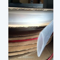 100m Roll 2 1 Black Heat Shrink Tube Heatshrink Tubing Transparent Sleeving Wrap Wire 14mm