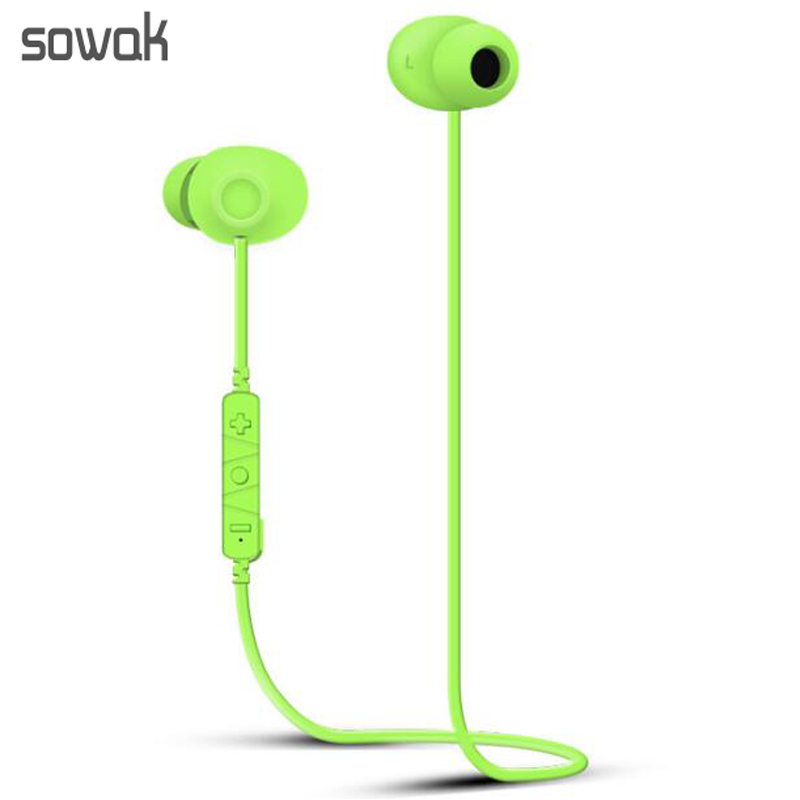Noise Cancelling Bluetooth Headset DJ Deep Bass Wireless Earphone Running with Mic for mobile phone computer lansha mini bluetooth earbuds handsfree noise cancelling smallest wireless earphone with mic for mobile phone iphone in car