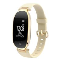Smart Bracelet Fashion Smartband IP67 Waterproof Heart Rate Monitor Sports Fitness Tracker Wristband Special Lady Woman