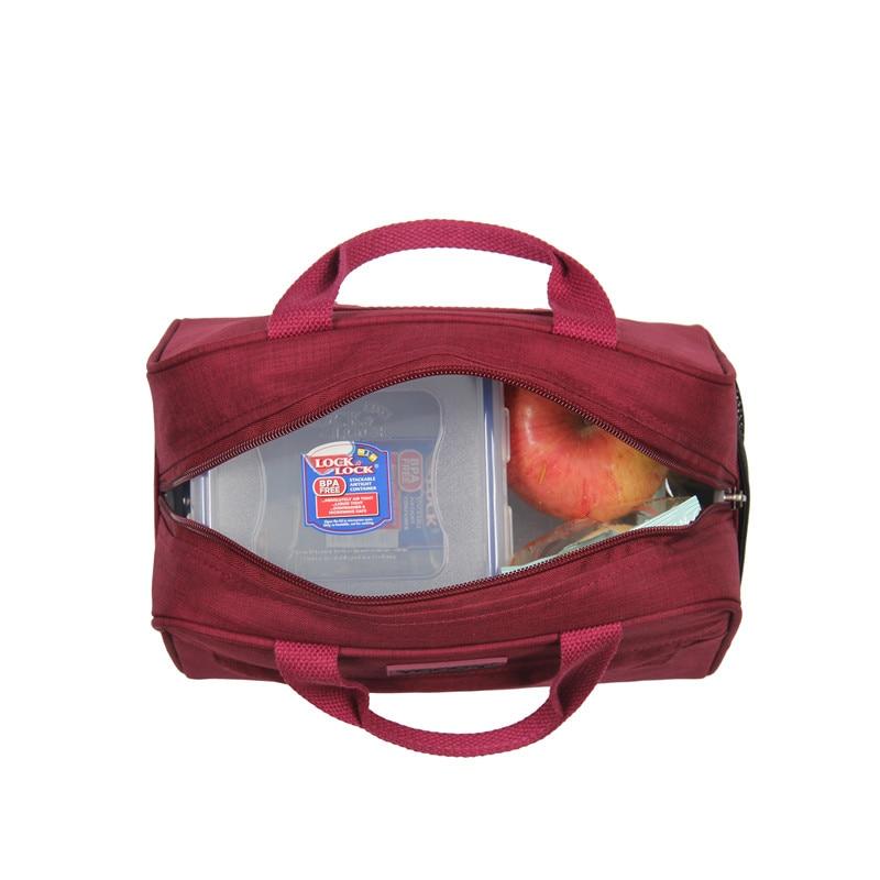 vintage sacos térmicos multifuncionais sacos de piquenique