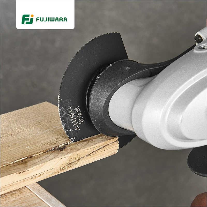 Фудзивара 6-Скорость Осциллирующее Multi-инструменты 220 V 50 Гц Электрический многофункциональный машины триммер для резки электрические лопатой