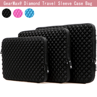 GearMAX Diomand Series Neoprene Computer Bag Protective Skin Laptop Notebook Sleeve Case For Macbook Air 11