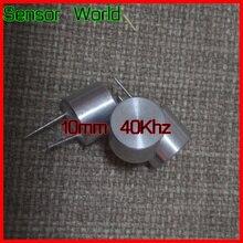 50Pcs Variërend Sonde Waterdichte Ultrasone Sensor 10Mm 40Khz Geïntegreerde Transceiver/Anders Split