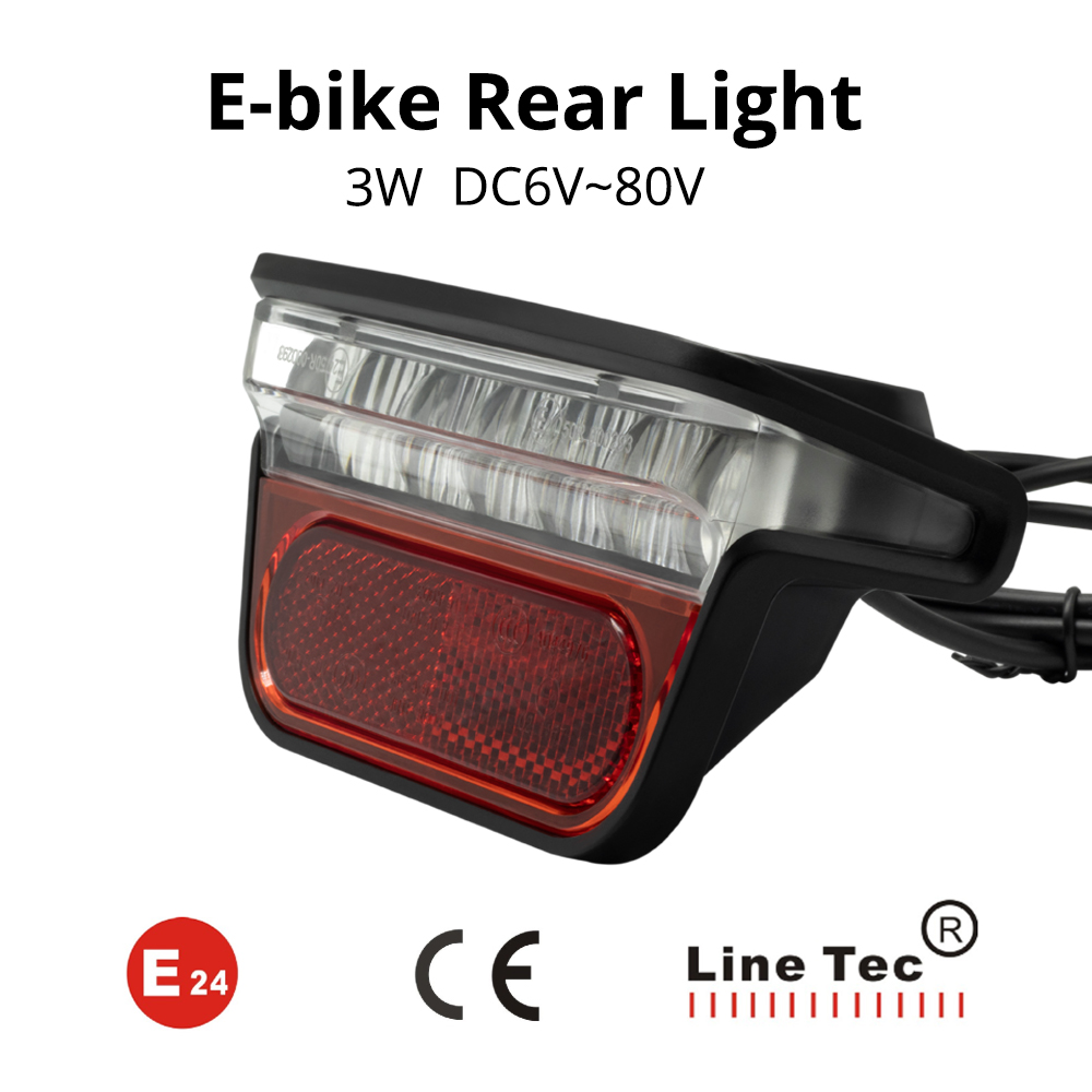 3.1 Ebike Tail light