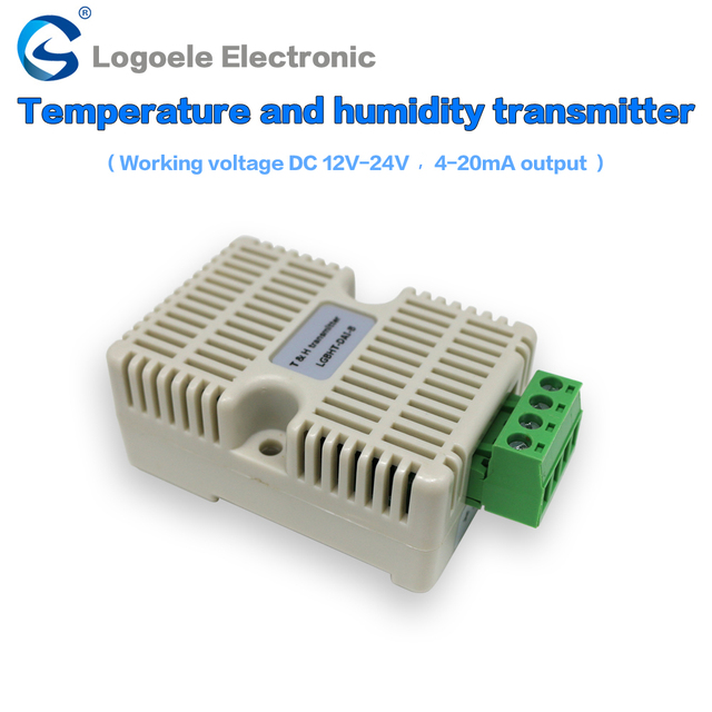 Temperature and humidity sensor temperature and humidity transmitter 4-20mA current signal output