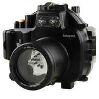 Waterproof Underwater Housing Camera Housing Case for Olympus EM5 E M5 12 50mm lens