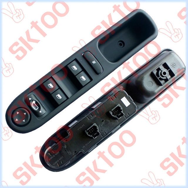 De suministro a largo plazo de Dongfeng 307 auto vehículo eléctrico de alta calidad interruptor del elevalunas eléctrico de cristal