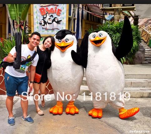 MASCOT de pinguïns mascotte kostuum custom fancy kostuum anime - Carnavalskostuums