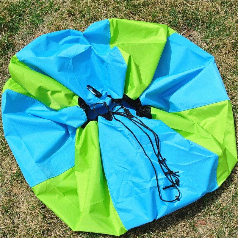 Livraison gratuite sac d'emballage rapide-sac de parapente alimenté par parapente/ppg-parapente