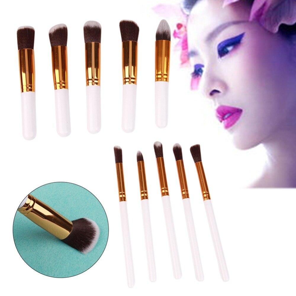 Profesional 10 Pcs Set Wajah Brush Pro Kosmetik Alat Makeup Kuas Blush On Tabung 139 Eyeshadow Brushes Kabuki Membuat Kit Di Mata Aplikator Dari Kecantikan