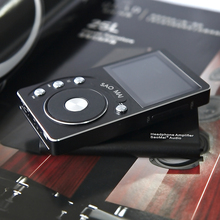 SAOMAI SM4+32G/8GB Hifi High Resolution DAC AK4490 Lossless DSD MP3 Player Digital Music Player With Free Headphone Amplifier
