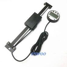 DRO Магнитная дистанционная цифровая индикация Цифровая Линейная Шкала внешний дисплей 0-150 мм/0-200 мм/0-300 мм 0,01 мм токарные станки
