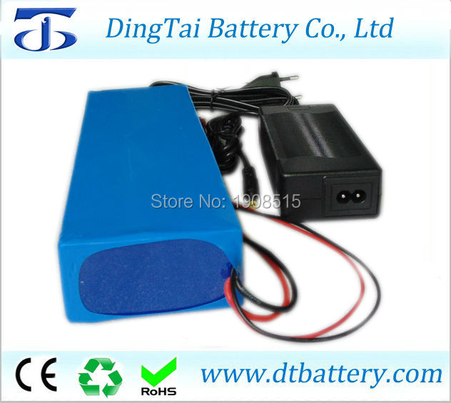 Customized high capacity 24 volte 30ah lithium ion battery with 20A BMS and charger customized high capacity 24 volte 30ah lithium ion battery with 20a bms and charger